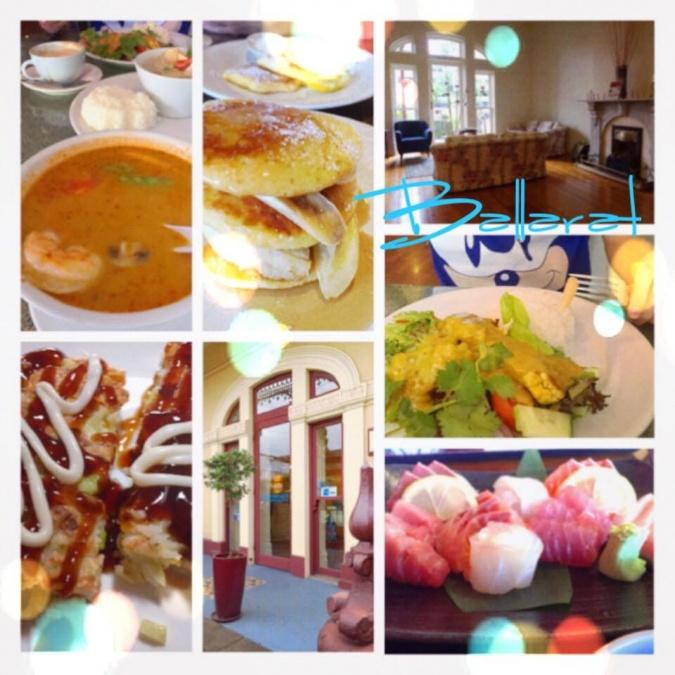 Ballaratのカフェやレストラン
