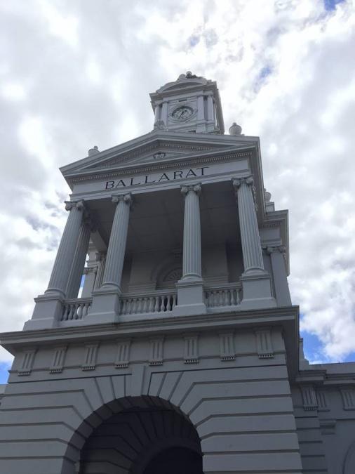 Ballarat駅
