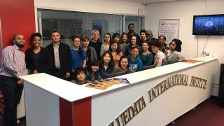 Bluedata International Institute